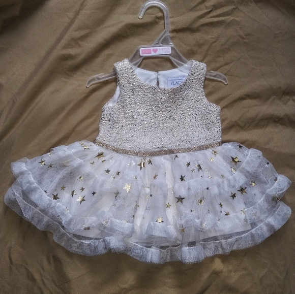 The Children's Place 0-3mo never worn formal dress
